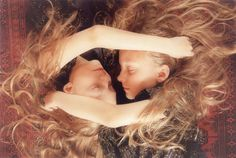 twin girls from iceland