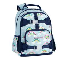 Not only are these Mackenzie Backpacks durable, roomy and packed with tons of features to keep everything in place, they're designed with reflective details for an extra level of safety when the sun goes down. Music Backpack, Camo Backpack, Rolling Backpack, Striped Backpack, Small Backpack, Online Shipping, Small Notebook, Snack Bags, Kids Backpacks