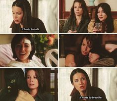 Charmed- Piper after Prue's death