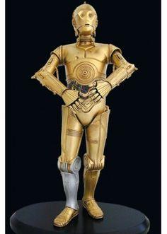 BB-8 et R2-D2 Star Wars Skywalker Saga 3.75 pouces échelle C-3PO