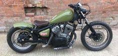 virago 250 bobber Virago Bobber, Custom Motorcycles, Chopper, Motorbikes, Boating, Virgo, Horses, Metal, Image