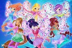 Winx Club Cosmix by on DeviantArt Bloom Winx Club, Les Winx, Princesas Disney, Deviantart, Animation, Fan Art, Artist, Anime, Transformers
