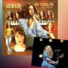 """Her Greatest Hits: Songs of Long Agois the first official compilation album byCarole King. It was released in 1978 and features twelve songs that had previously appeared on her six studio albums released between 1971 and 1976. The album was re-released on CD in 1999 ●●●● Track Listing :  """"Jazzman"""" • """"So Far Away"""" • """"Sweet Seasons"""" • """"Brother, Brother"""" • """"Only Love Is Real"""" • """"I Feel the Earth Move"""" • """"It's Too Late"""" • """"Nightingale"""" • """"Been to Canaan"""" • """"Smackwater Jack"""" • """"Corazón"""" •…"""