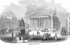 London's Royal Exchange 16c