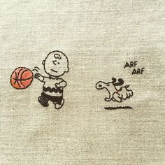 #snoopy #CharlieBrown #AirSnoopy #peanuts #Schulz #BALLER #basketball #embroidery #スヌーピー #チャーリーブラウン #ピーナッツ #バスケ #バスケットボール #刺繍 Japanese Peanuts, King Cobra Snake, Hand Embroidery, Embroidery Designs, Snoopy Cartoon, Snake Drawing, Photographs And Memories, Snoopy Quotes, Peanuts Snoopy