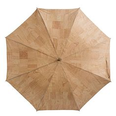 Look what I found at UncommonGoods: Natural Cork Umbrella for $158.00