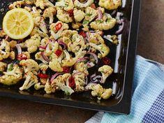 Vegan Recepies, Mushroom Rice, Eat To Live, Rice Dishes, Pasta Salad, Potato Salad, Cauliflower, Salads, Stuffed Mushrooms