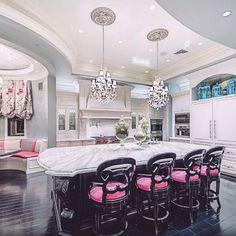151 Best Glamorous Kitchens Images In 2018 Kitchen Ideas