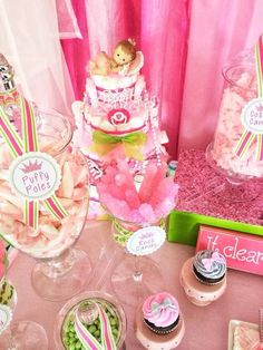 Princess party Dessert Recipes, Desserts, Princess Party, Canning, Cake, Food, Pie Cake, Meal, Deserts