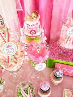 Princess party Dessert Recipes, Desserts, Princess Party, Canning, Cake, Food, Tailgate Desserts, Deserts, Kuchen