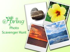 Enjoy the great outdoors with this Spring Photo Scavenger Hunt | Value Valet Blog
