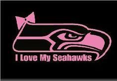 Love my Seahawks