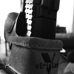 Virdian by Galco.  Smith & Wesson M&P 9c, Viridian C5L