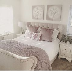 Home Interior Design .Home Interior Design Dream Bedroom, Home Decor Bedroom, Girls Bedroom, Bedroom Ideas, Nursery Ideas, Interior House Colors, Home Interior, Interior Design, Casa Disney