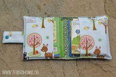Pixi-Buch-Hülle   Kreatives von mir