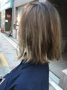 切りっぱなしブルージュボブ【GUEST SNAP】 - 24時間いつでもWEB予約OK!ヘアスタイル10万点以上掲載!お気に入りの髪型、人気のヘアスタイルを探すならKirei Style[キレイスタイル]で。
