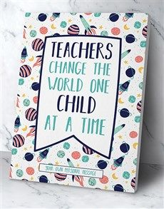 Personalised Teacher