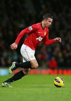 Robin Van Persie, Man. United, Nederland