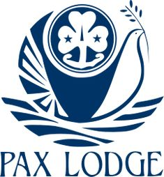 Pax Lodge         This is one of the four international Girl Scout centres of the World Association of Girl Guides and Girl Scouts (WAGGS) located in London, England. It was opened in 1990    http://en.wikipedia.org/wiki/Pax_Lodge