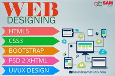 A high-End Web Designing service provides best website design for web redesign, web development, responsive design and e-commerce design.