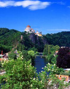 Zámek Vranov nad Dyjí   Podyjí River, Outdoor, Outdoors, Outdoor Games, Outdoor Living, Rivers
