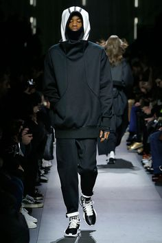 Y-3 Fall/Winter 2018