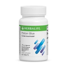 Men's Health-Prelox®† Blue--Formulated with L-arginine and Pycnogenol®† to support male sexual health.*