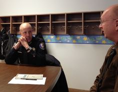 Chief of Police Frank Straub wants to find ways the department can unite with Spokane's religious communities, possibly by creating a faith-based advisory group.