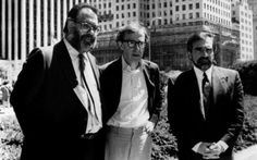 Francis Ford Coppola, Woody Allen and Martin Scorsese for New York Stories (1989)