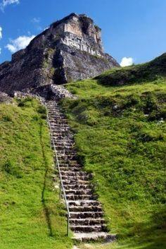 Maya Ruin Xunantunich In Belize ~ the trip is booked!