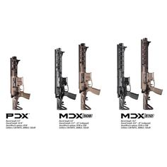 "Maxim Defense, the premiere manufacturer in PDW technologies, is unveiling its MDX and line of firearms along with Maxim Defense Ammunition ""SBA"" (Short Barrel Ammunition) at SHOT Show …"