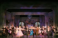 The Drowsy Chaperone National Touring Company.  Photo by Joan Marcus