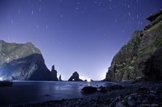 Dokdo, one of a small group of islets in the Sea of Japan.