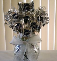 V-Day. York Peppermint Patty Bouquet.