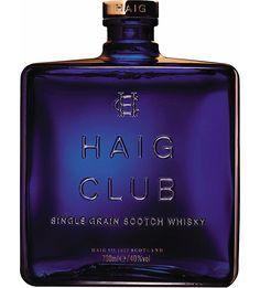 HAIG CLUB - Single Grain whisky 700ml | Selfridges.com
