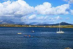 #photographs #landscapephotographs #irishphotographs #landscape #daily #dailyphotographs Connemara, Emerald Isle, Number Two, Landscape Photographers, Ireland, Photographs, Mountains, Amazing, Travel
