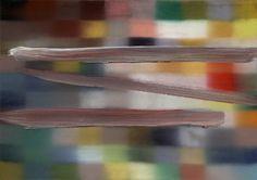 Gerhard Richter. Abstract Painting  1997. 36 cm x 51 cm. Oil on canvas  Catalogue Raisonné: 848-10
