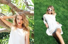 Nasty Gal Tripping Daisies Lookbook