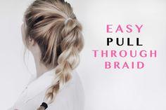 Easy peasy pull through braid 2