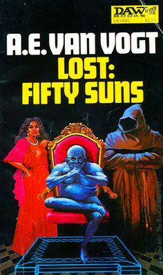 A.E. Van Volt - lost fifty suns