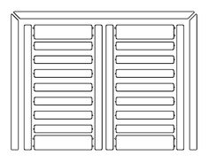 how do manual roller shutters work