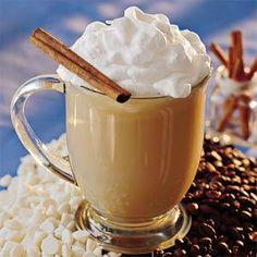 White Chocolate Latte Recipe | MyRecipes.com