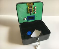 RFID Lockbox