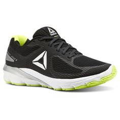 7c75d35d86f Reebok Shoes Women s Harmony Road 2 in Black White Silver Size 5.5 - Running