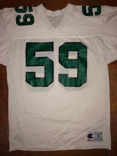 Seth joyner philadelphia eagles vintage champion jersey adult 44 89adf58dd