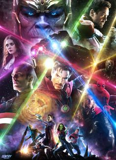 Infinity War - Junior Logoifiti