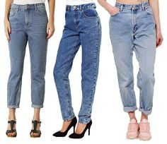 'Mom Jeans' Are Making a Comeback — NO!!!!!! WHAAA!!!!!