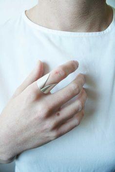 Clavvi Ring Silver925