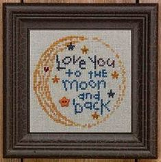 Bent Creek - Love You To The Moon And Back – Stoney Creek Online Store For Colton's room