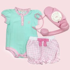 Natalie Knickers - Pink Grand Greenbrier Gingham | The Beaufort Bonnet Company
